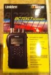 Uniden BC72XLT Handheld Scanner