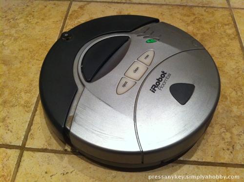 Owning an iRobot Roomba 415 (Discovery) – Press Any Key