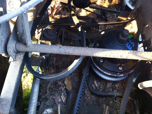 Printer Tractor Belt : Craftsman lawn tractor won t move forward