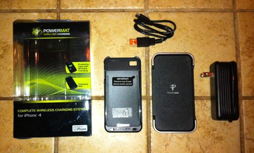 iPhone-PowerMat