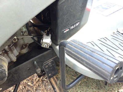 Craftsman Lawn Tractor 917 Won't Crank Turn Over