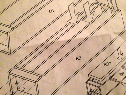 the original scrapbox assembly instructions