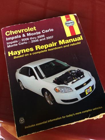 Impala-Door-Manual