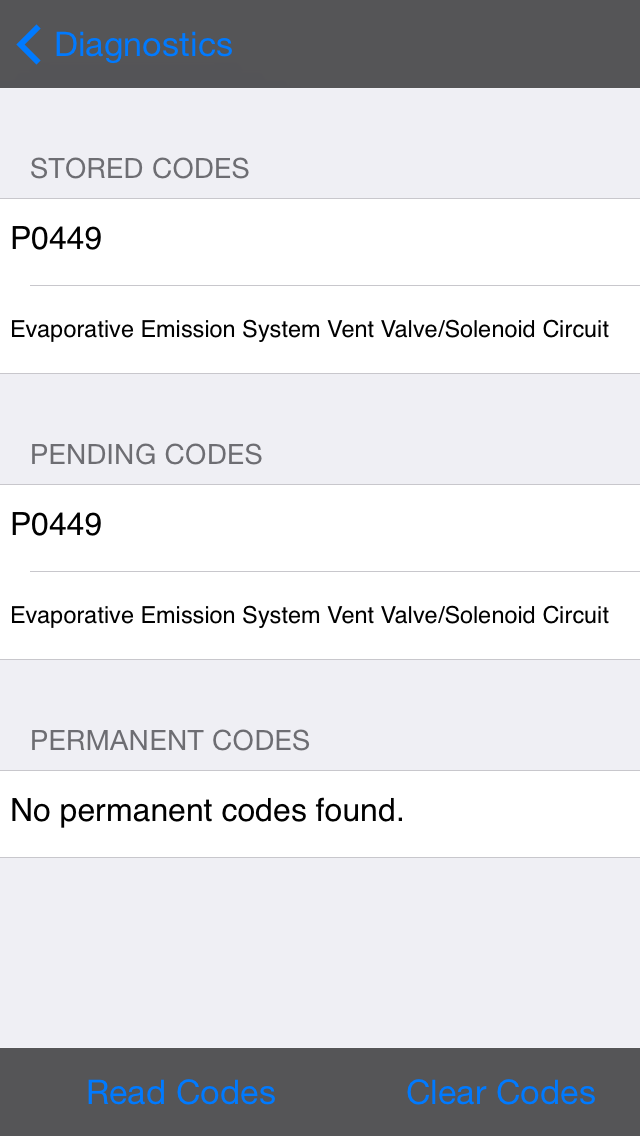 Solving A P0449 Engine Code On A 2008 Chevy Impala