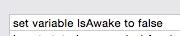 RGBW-isAwake